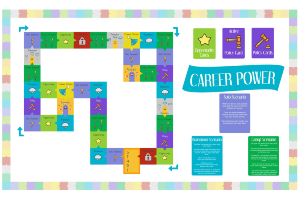 Career Power: The Board Game