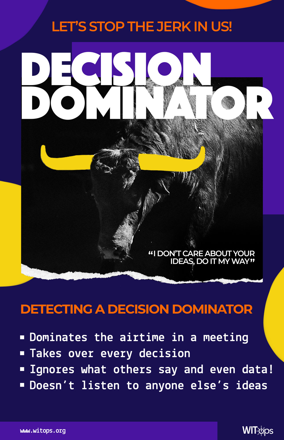 The Decision Dominator