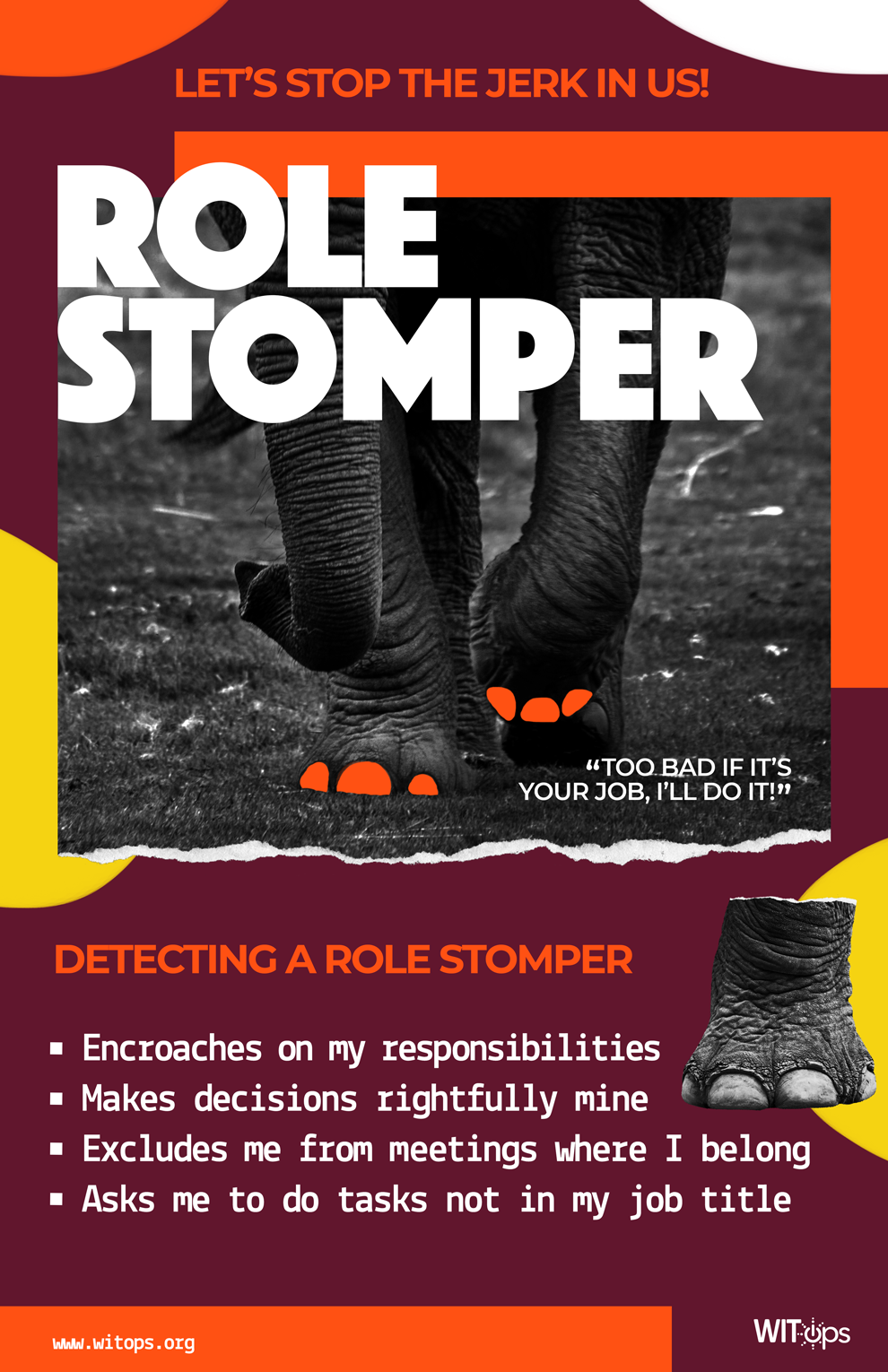 The Role Stomper
