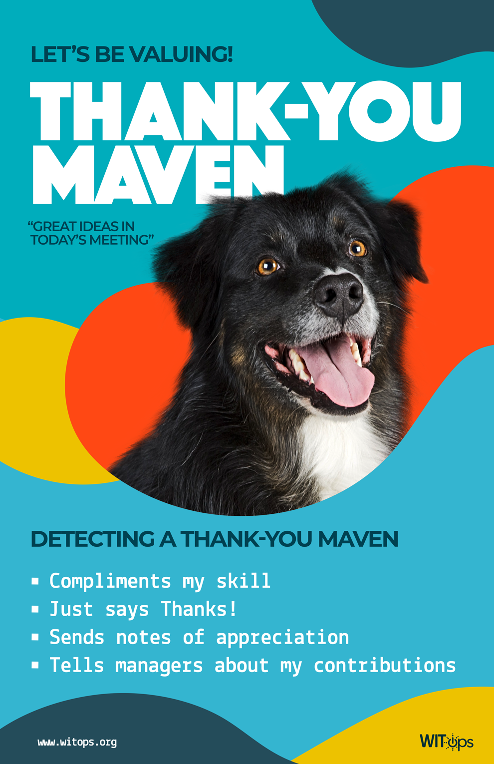 The Thank You Maven